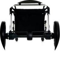 Задние - на подвеске и тормозном педальном механизме